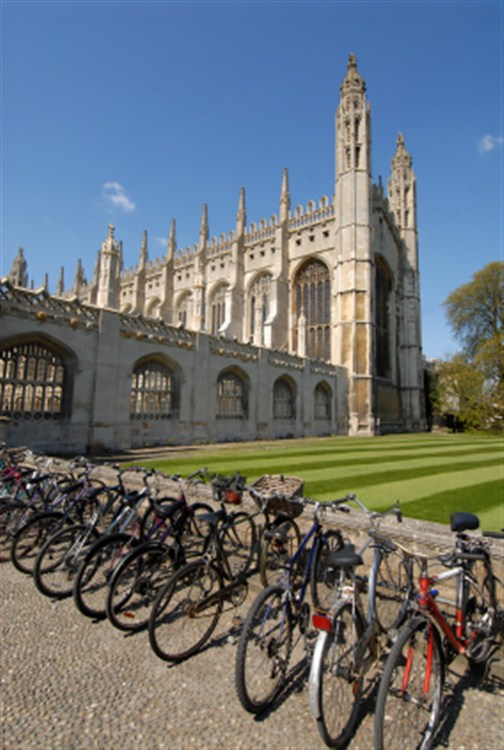 Studying in Cambridge